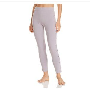 NWT Yummie Compact Cotton Ankle Legging Grommets